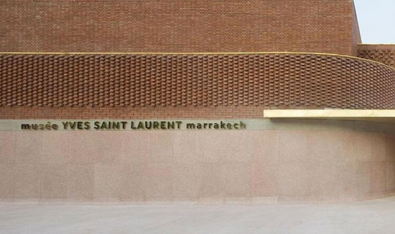 Museo de Yves Saint Laurent en Marrakech