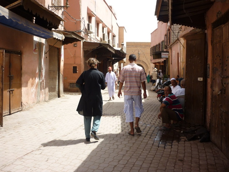 Free Tour en Marrakech