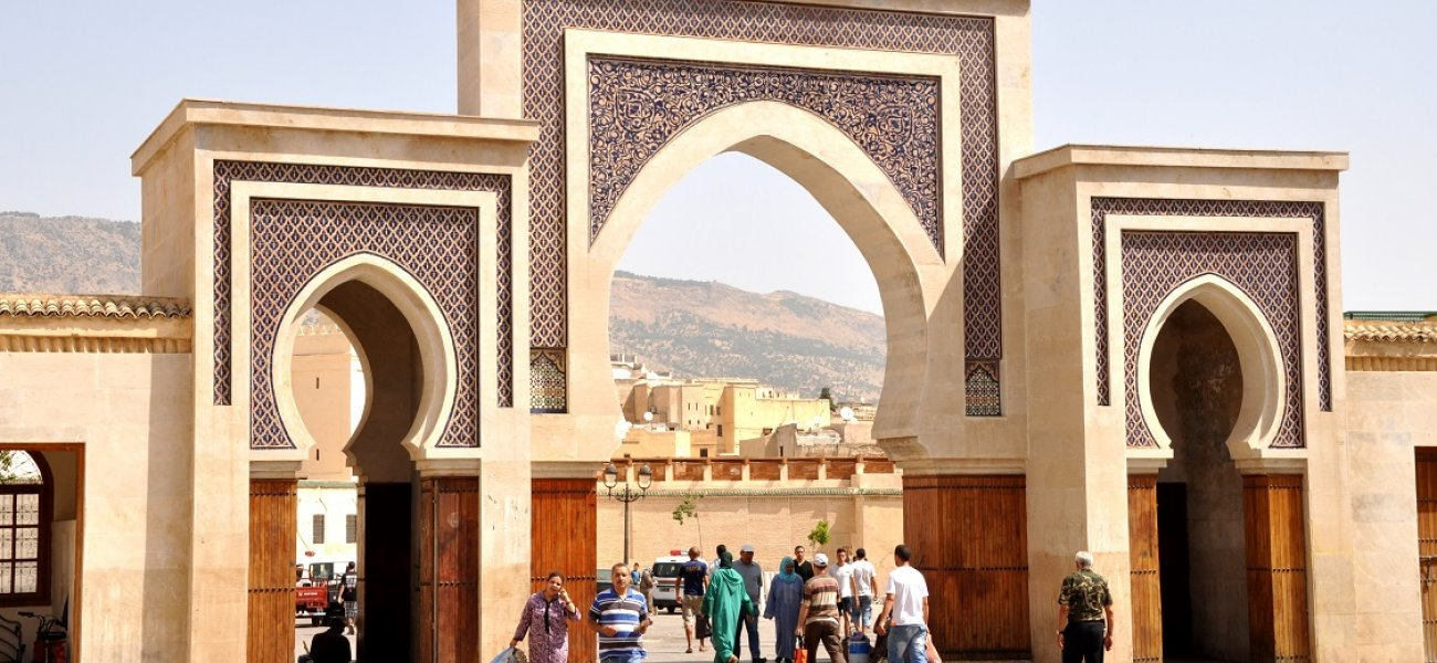 Three day tour from Marrakesh to Fez