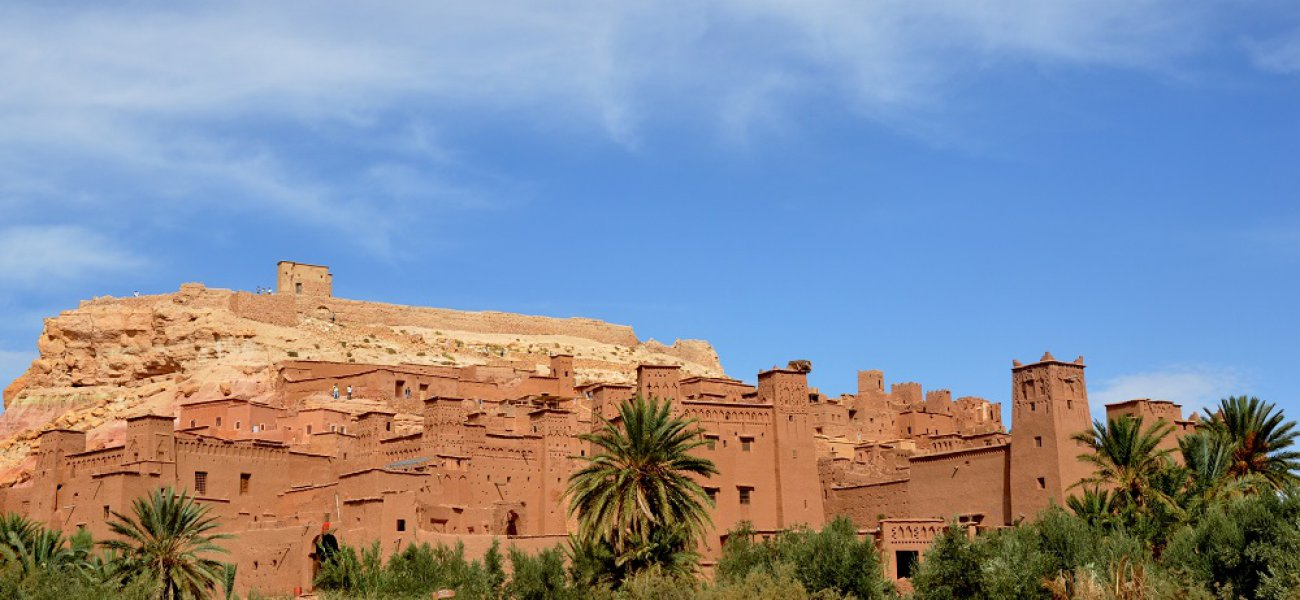 """Let yourself go"" tour through Morocco"