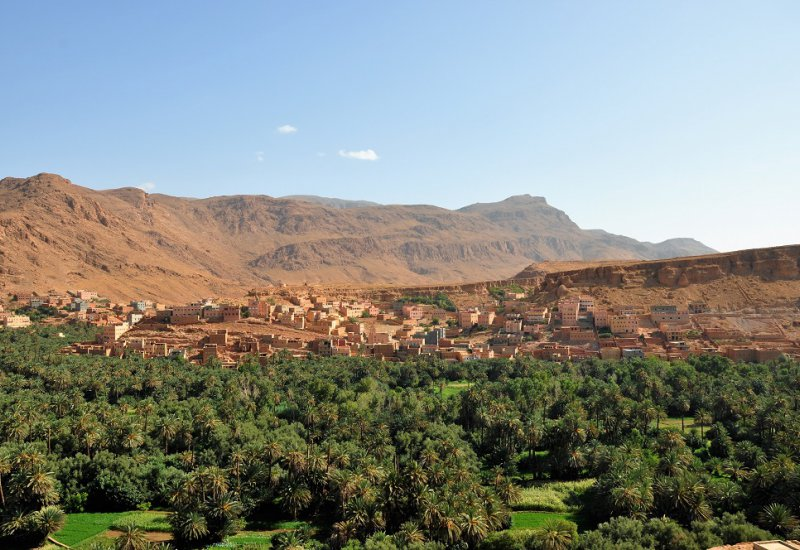 Fascinating route through the heart of Morocco
